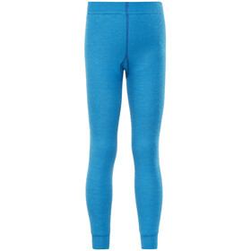 Woolpower 200 Long Johns Kids dolphin blue